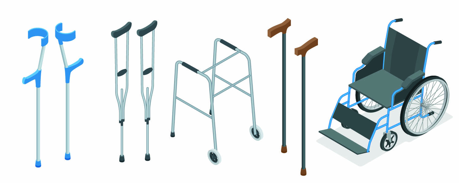 Alternatives To Crutches Stay Mobile After Knee Surgery