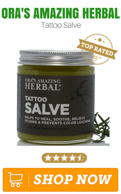 Ora's Amazing Herbal Tattoo Salve