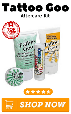 Tattoo Goo Aftercare Kit