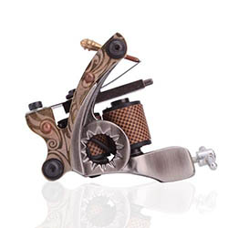 New Cast Coil Tattoo Machine