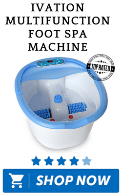 Ivation Multifunction Foot Spa Machine