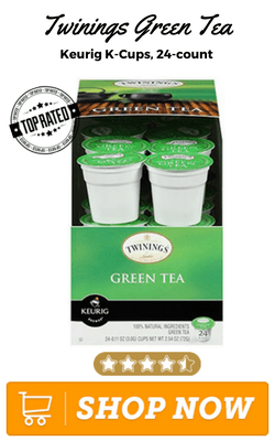 Twinings Green Tea, Keurig K-Cups, 24-count