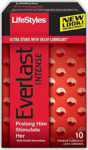 Lifestyles Everlast Intense Condoms