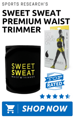 Sports Research's Sweet Sweat Premium Waist Trimmer