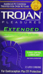 Trojan Extended Climax Control Lubricated Condoms
