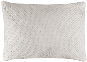 Ultra Luxury Bamboo Pillow by Snuggle Pedic