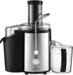 Gourmia Stainless Steel Juice Extractor