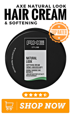 AXE Natural Look Hair Cream & Softening