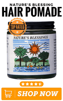 Nature's Blessing Hair Pomade